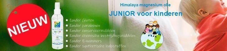 Himalaya magnesium olie JUNIOR voor kinderen